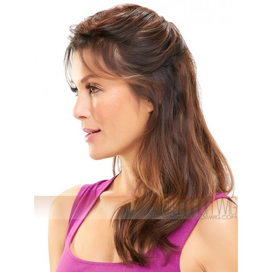 EasiPart Remy XL Top Piece Hair 18 Addition by Easihair