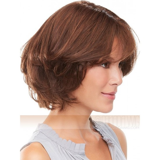 EasiPart Remy French Top Piece 8 Addition by Easihair
