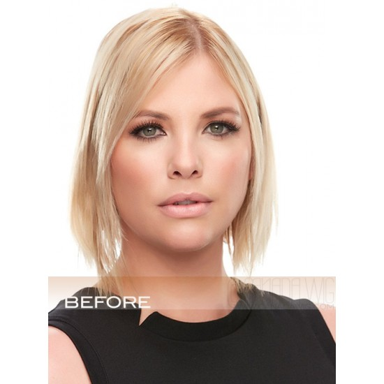 EasiPart Remy Top Piece Hair 8 Addition by Easihair