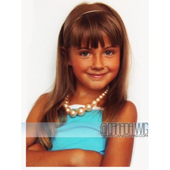 Ashley Children's Wig by New Image