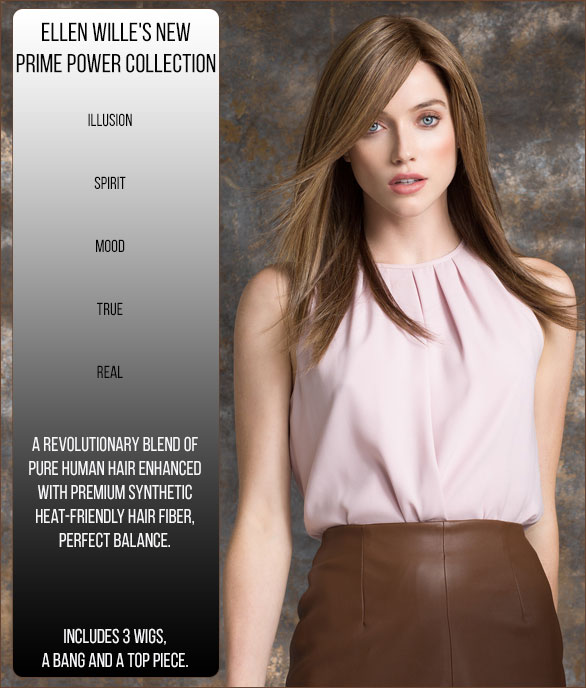 Ellen Wille Prime Power Collection | CanadaWig.com