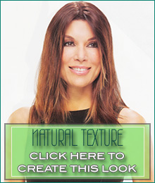 How to achieve natural textured hair toppers