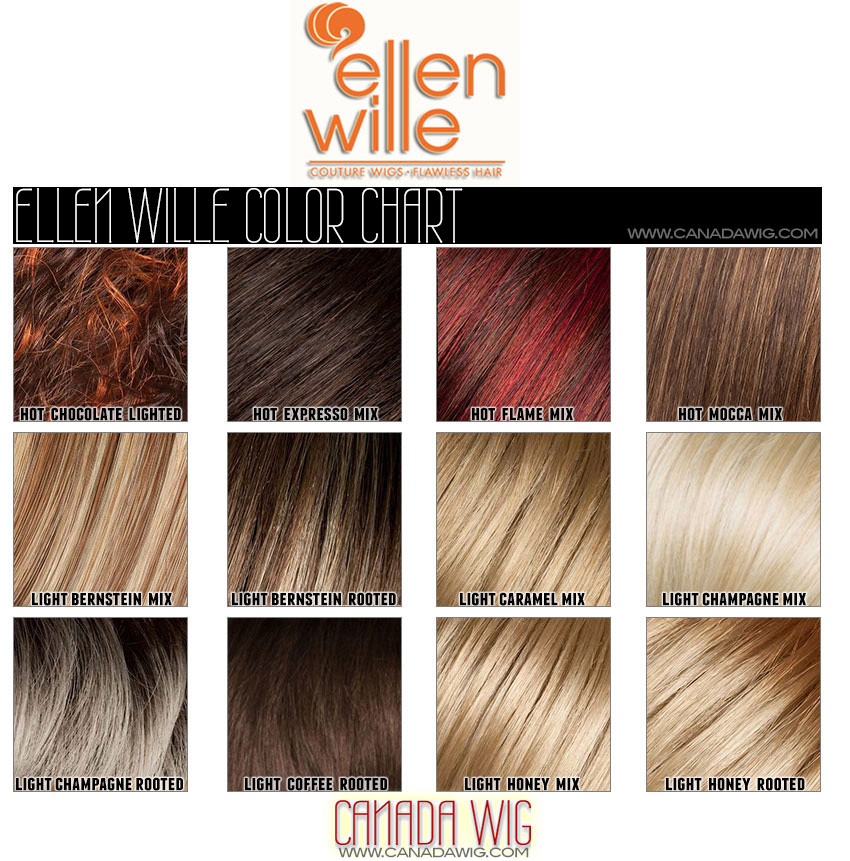 Ellen Wille wigs Europe's top brand available in Canada